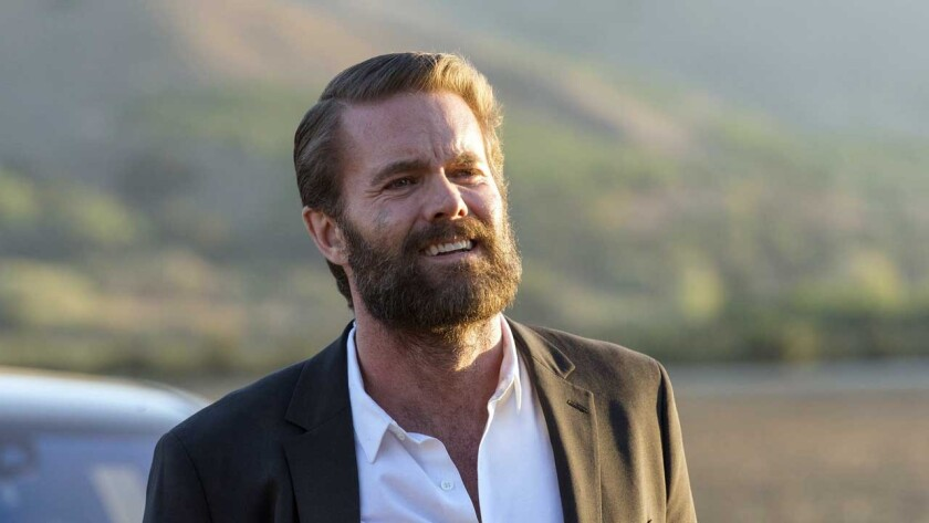 "Garret Dillahunt in ""Justified"" on FX."