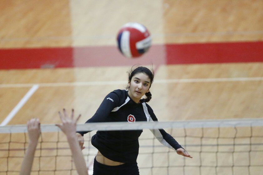Jolie Rasmussen will be a key performer for Canyon Crest.
