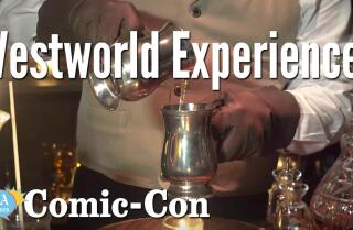The 2017 Comic-Con Westworld Experience