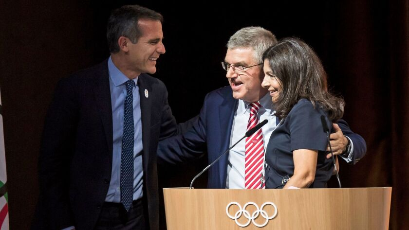 IOC Extraordinary Session in Lausanne