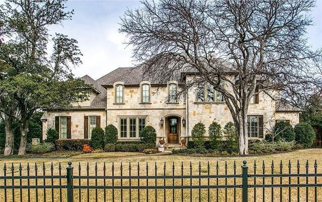 Adrian Beltré's Dallas mansion