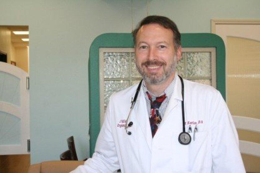 Dr. Matthew Kurlan. Photo/Kristina Houck