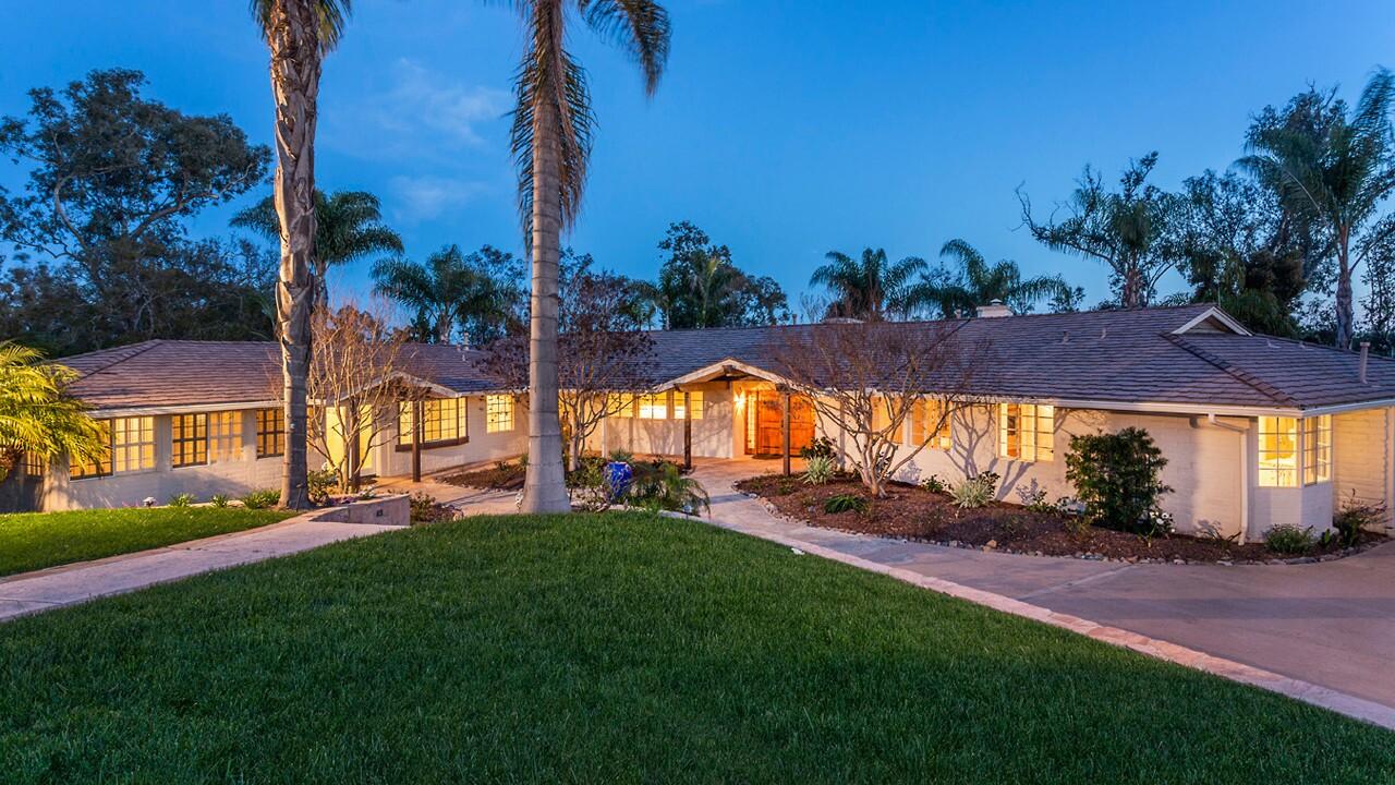 Home of the Week, 5327 La Glorieta Rancho Santa Fe, CA 92067