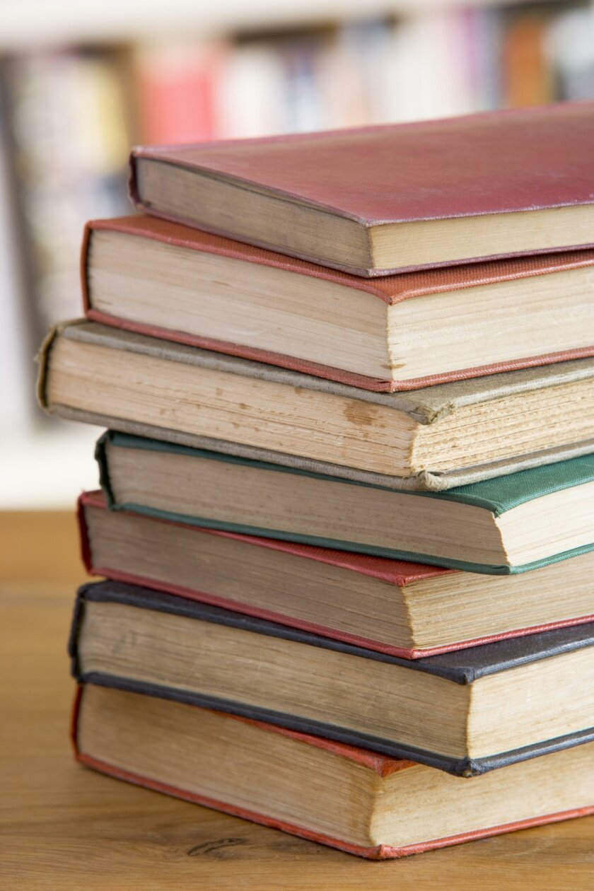 Do you have an old book and want to see what it might be worth? Get estimates for up to five volumes from PBA Galleries experts, 12:30-4:30 p.m. Sunday, April 10 at La Jolla Riford Library, 7555 Draper Ave. (858) 552-1657. lajollalibrary.org