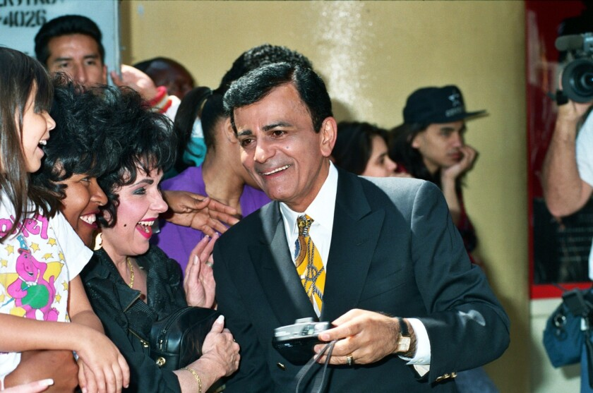Casey Kasem gets his star