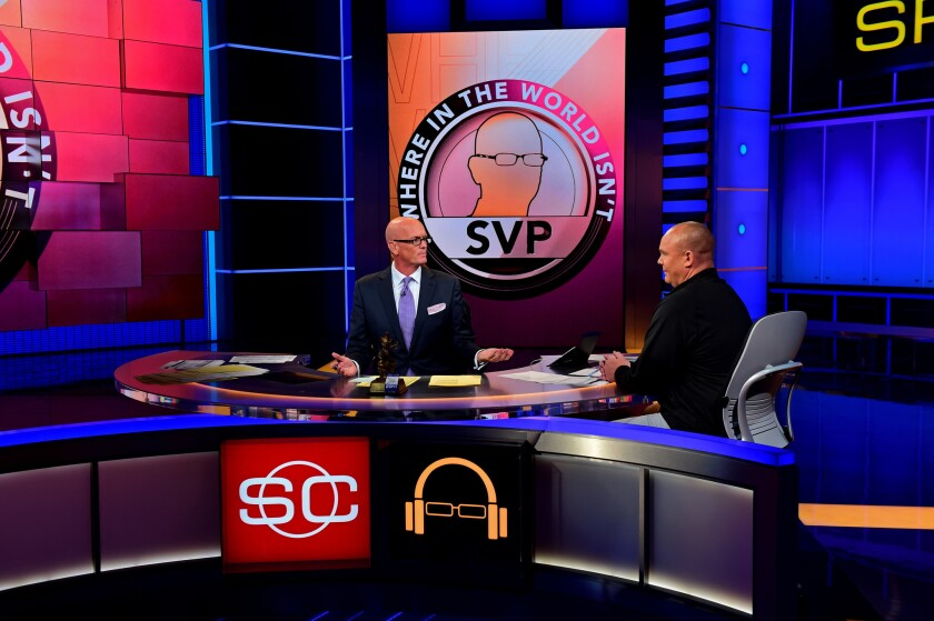 ESPN aims to revitalize 'SportsCenter' with late-night