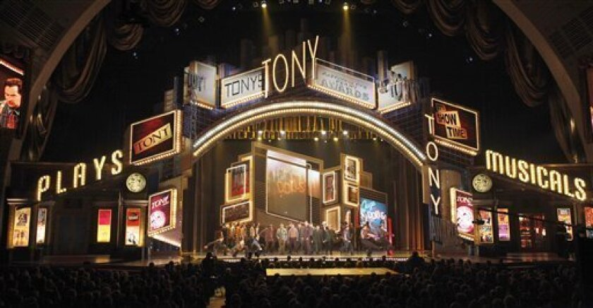 The 2020 Tony Awards had been scheduled for June 7 in Manhattan.