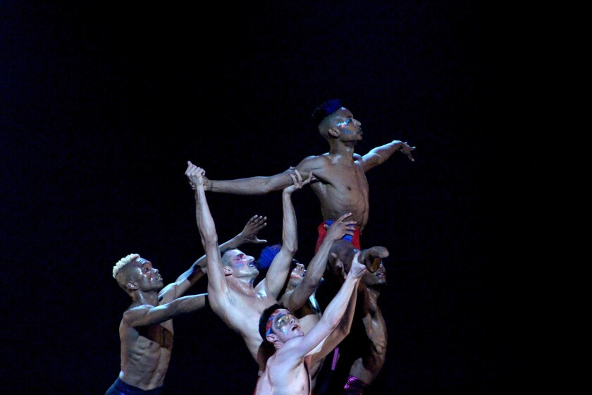 Complexions Contemporary Ballet Stardust