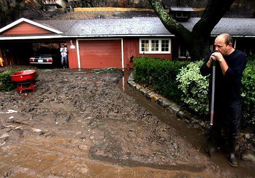 Rain in Orange County