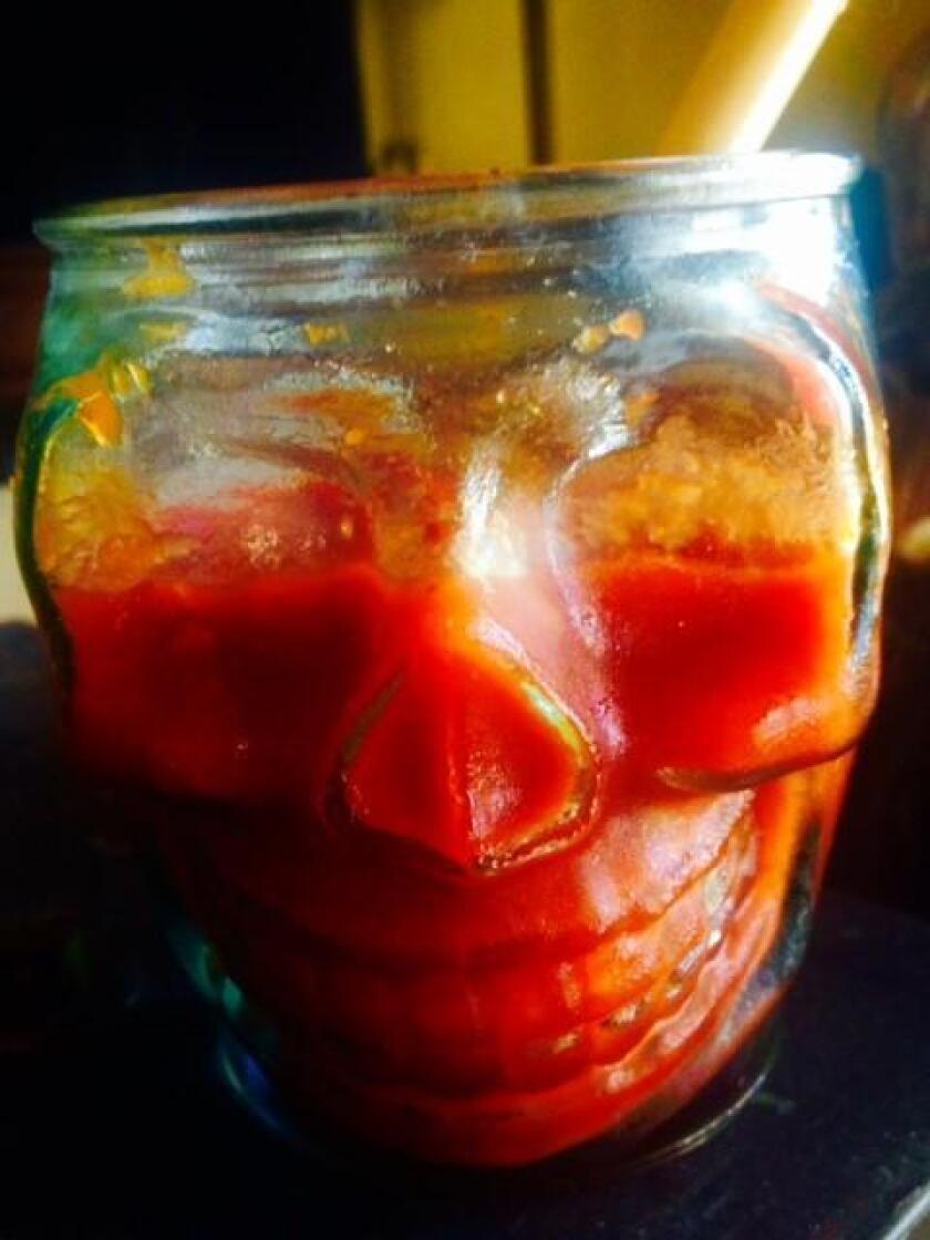 Bonnie's Bloody Marinara Dipping Sauce