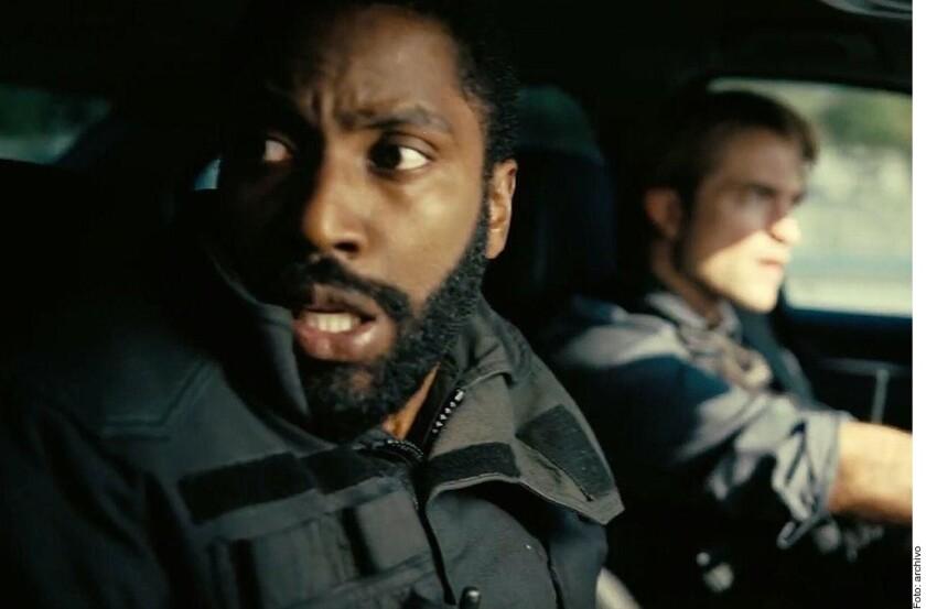 'Tenet' ha sido afectada por el COVID19 en al convocatoria de la audiencia a los cines.