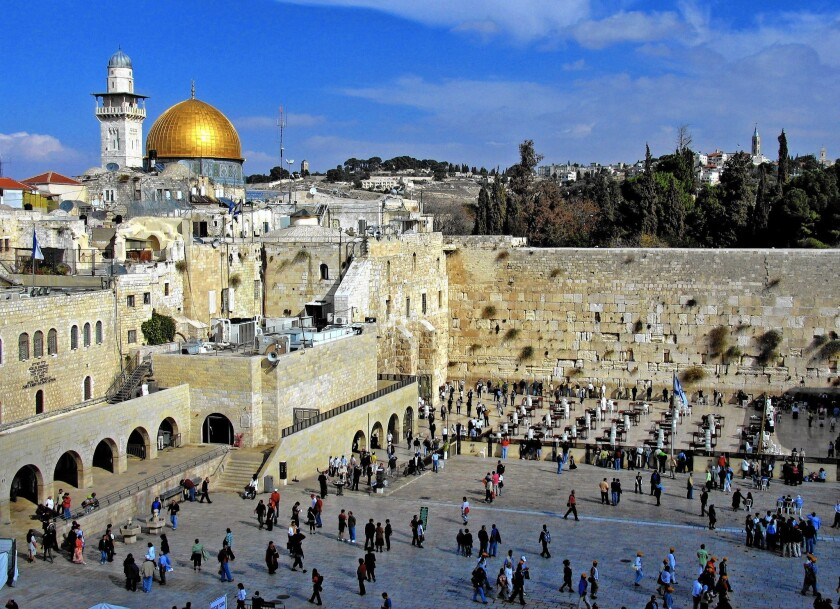 Tensions in the Old City of Jerusalem have led to increased violence and a new warning for U.S. travelers.
