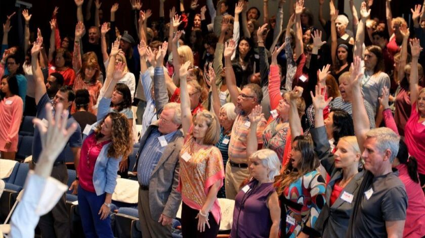 At the Sanford Consortium, UC San Diego on Saturday launched the new Centers for Integrative Health.