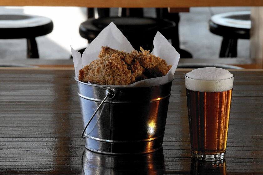 The best beers to drink with fried chicken: Chefs and beer ...