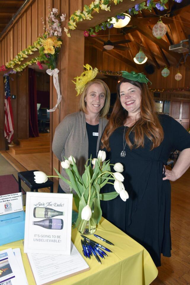 Del Mar Community Connections presents Spring Tea