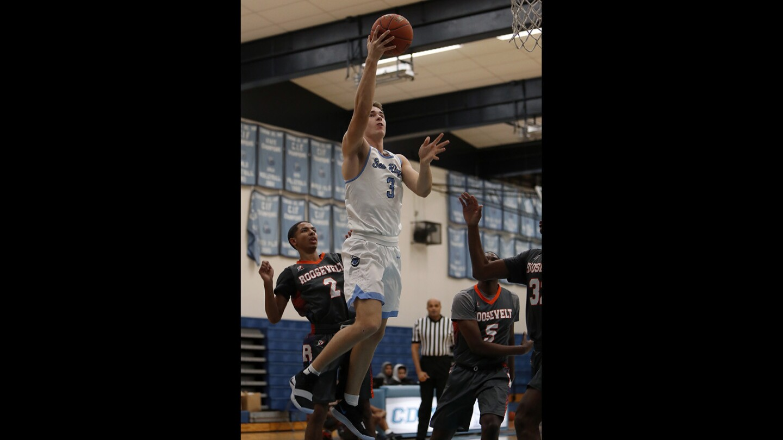 Photo Gallery: Corona del Mar vs. Eastvale Roosevelt in boys' basketball