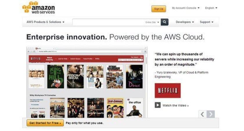 Amazon apologizes for Christmas Eve Netflix disruption