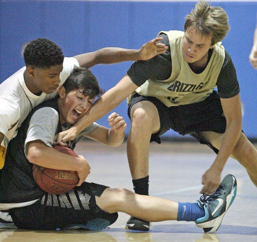 Glendale High boys' basketball sent to school in summer-league loss