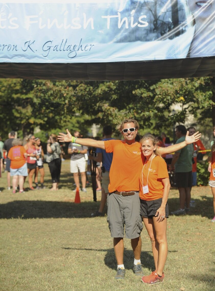 Her parents, David and Grace Gallagher, carry on in her memory with the SpeakUp5K, which raises awareness for teenage depression. This year's race is May 2.
