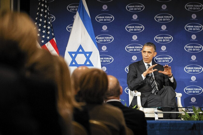 Obama says Iran could be allowed a modest nuclear enrichment program