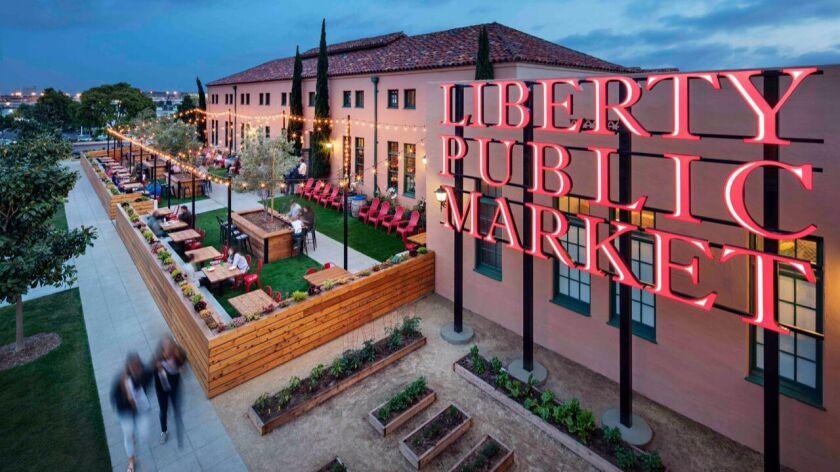 Eat. Shop. Repeat, at Liberty Public Market.