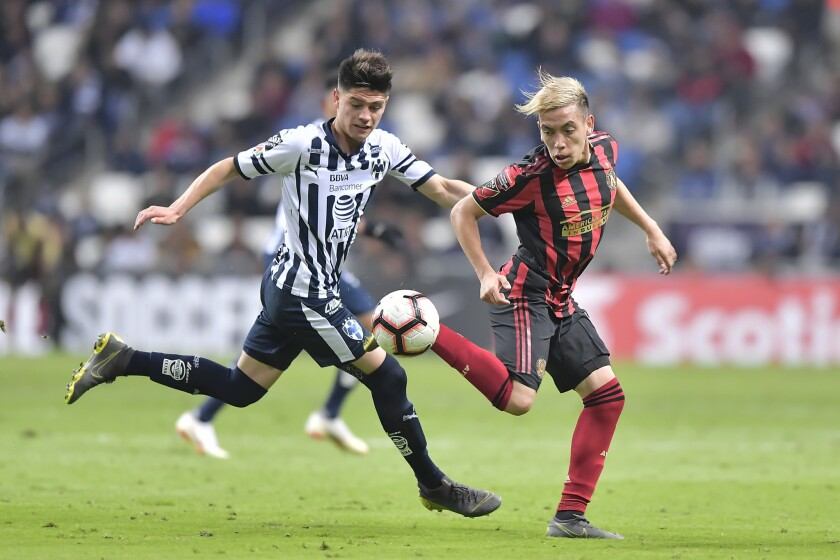 Monterrey v Atlanta United - CONCACAF Champions League 2019