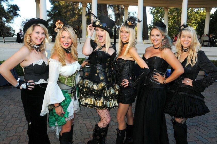 Valerie Chatfield, Christina Slay, Lisa Sullivan, Diana Shapiro, Kira Haley, Lauren Gill