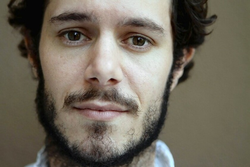 """Adam Brody, who gained fame in TV's """"The O.C.,"""" has had a string of unexpected film roles this year."""
