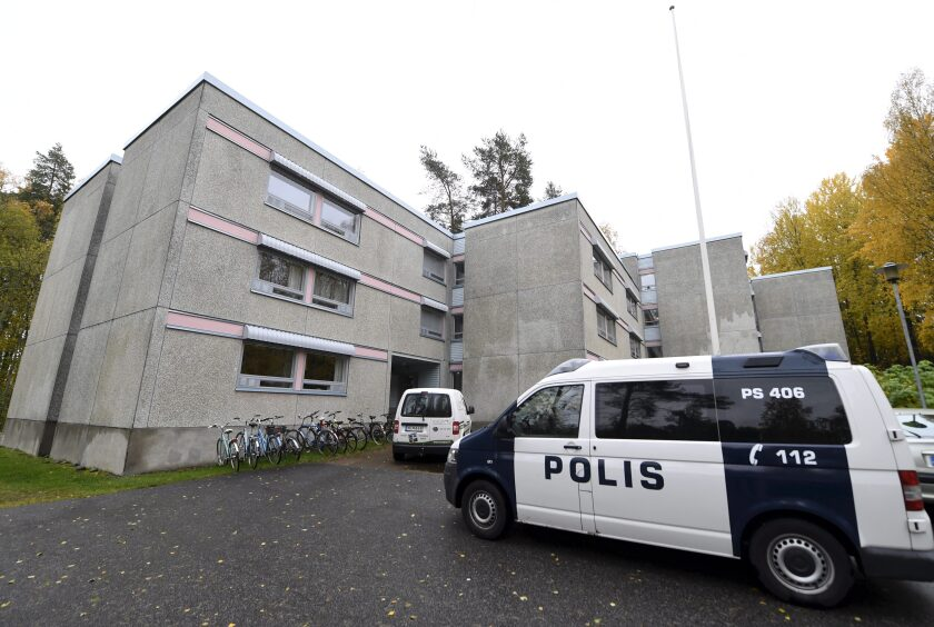 Finland Violence
