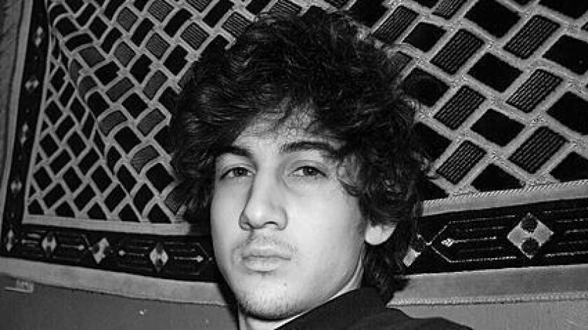 Convicted Boston Marathon bomber Dzhokhar Tsarnaev.