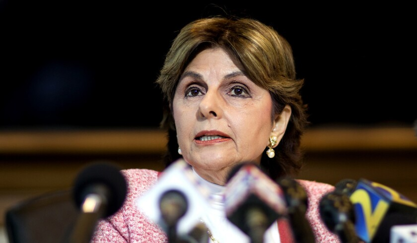 Attorney Gloria Allred has sent a letter to the NFL seeking clarification on whether officials knew that a player accused of rape had been allowed to play for his team.