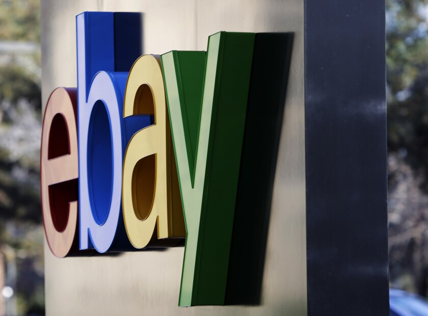 EBay is accusing employees of its rival Amazon of using illegal tactics to lure away top sellers.