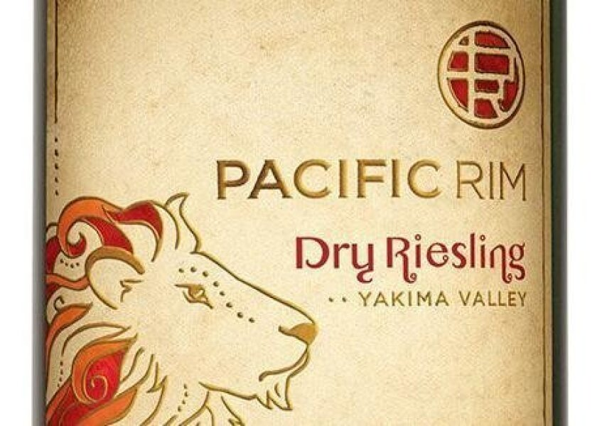 Pacific Rim's 2013 Dry Riesling.