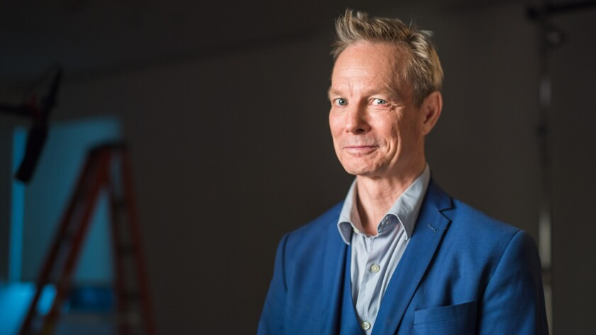 "Bill Irwin, a two-time Tony winner, is writing and co-starring in the 10-minute play ""In-Zoom,"" which will make its world premiere May 14 on The Old Globe website."
