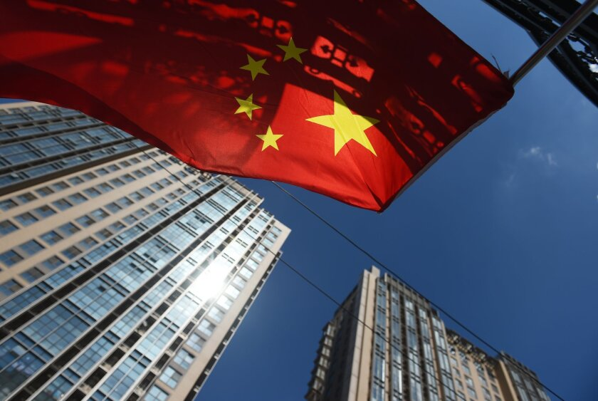 China's economy holding steady, report says