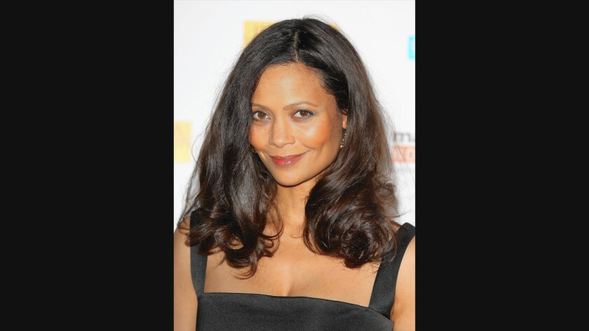 Thandie Newton beauty products