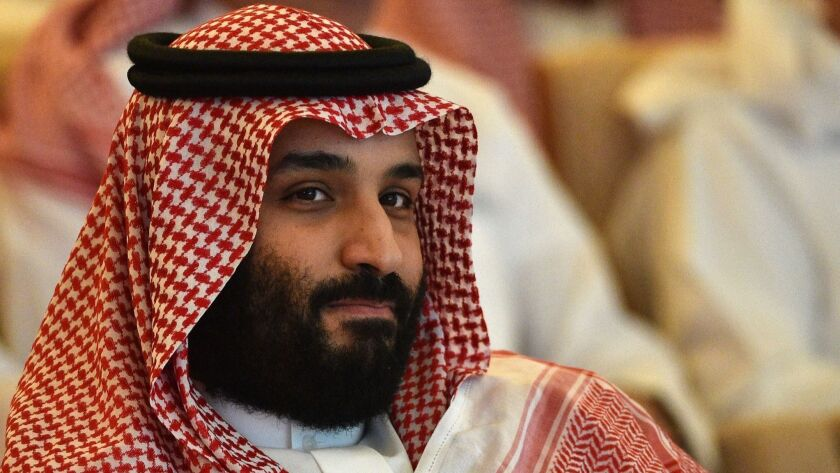 The CIA's conclusion about Mohammed's role was also based on the agency's assessment of the prince as the country's de facto ruler who oversees even minor affairs in the kingdom.