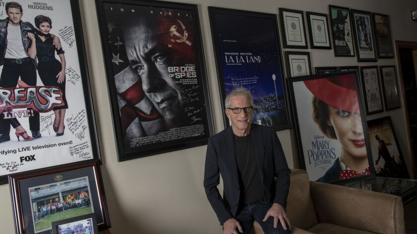 "Marc Platt is the Oscar-nominated producer behind ""Mary Poppins Returns,"" ""Wicked,"" ""La La Land,"" ""Bridge of Spies"" and many other film and stage productions."