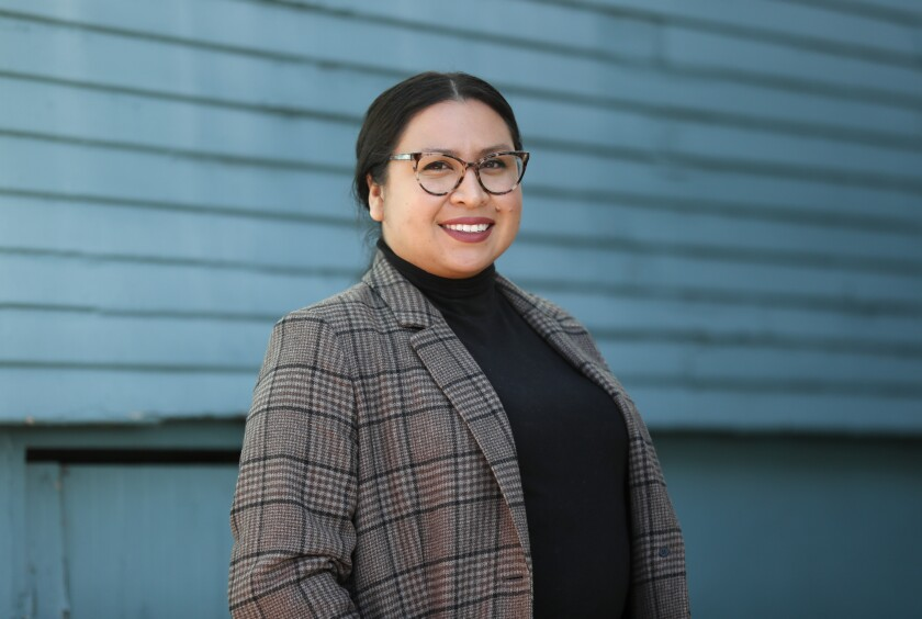 Alana Hernandez is assistant curator at the Museum of Contemporary Art San Diego