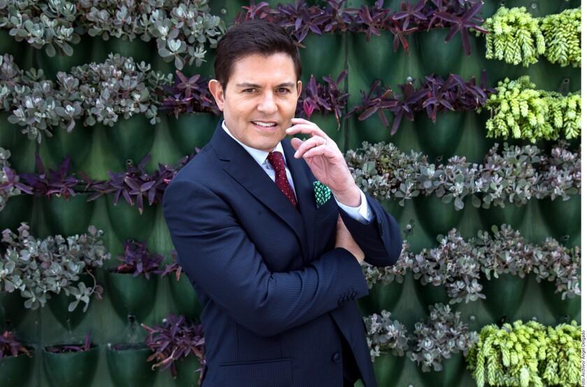 El año pasado, el actor Ernesto Laguardia (foto) participó en algunos actos oficiales del Gobernador del Estado de México, Alfredo del Mazo.