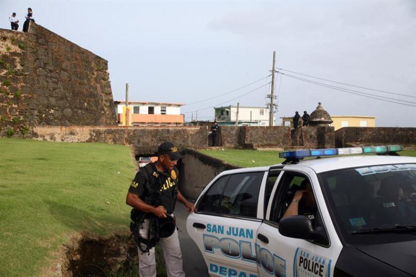 El Departamento de Justicia de Puerto Rico y la Fiscalía de Ponce han estado realizando la investigación preliminar en el caso del representante Ramón Luis Rodríguez desde que se presentó la querella por presuntos malos tratos ante la policía de la isla. EFE/ARCHIVO
