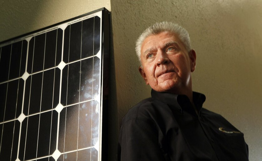 Michael Powers, co-founder of Stellar Solar, is passionate about the product he sells and about renewable energy. He follows the progress of solar energy around the world on his blog called TerraWatts