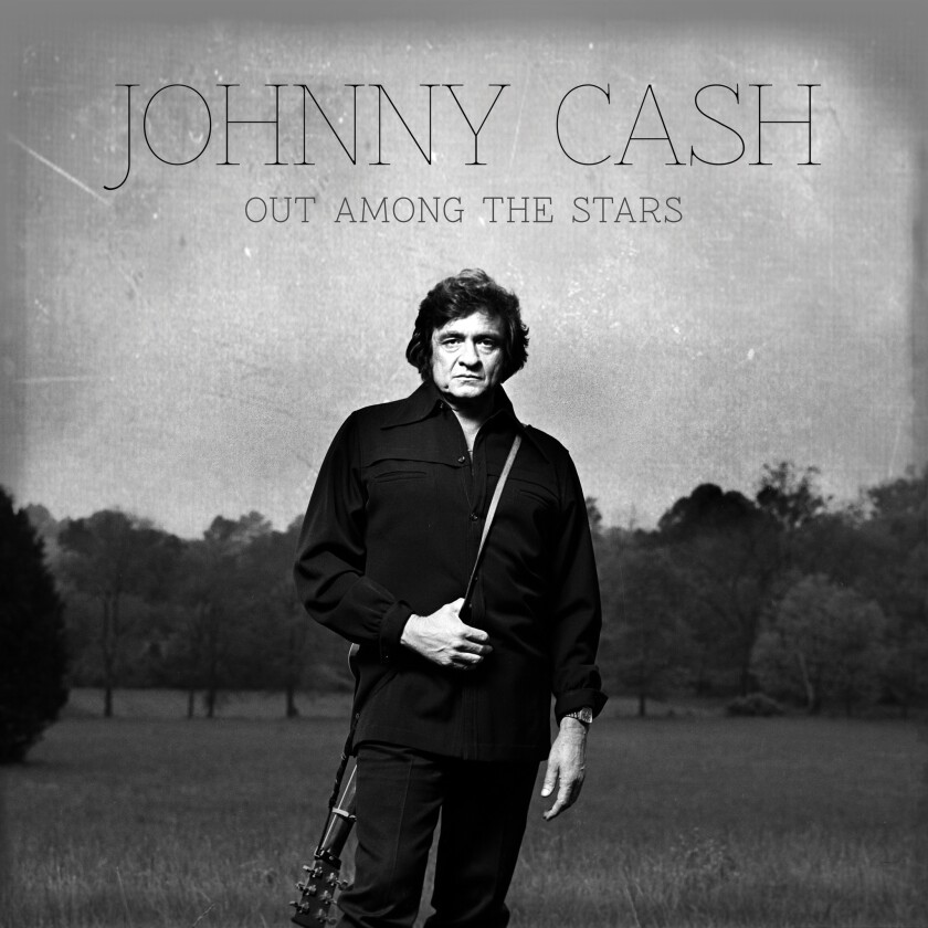Johnny Cash lost album 'Out Among the Stars'