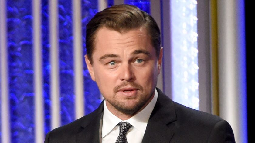 Actor Leonardo DiCaprio gave $2,500 to Flip the 49th.