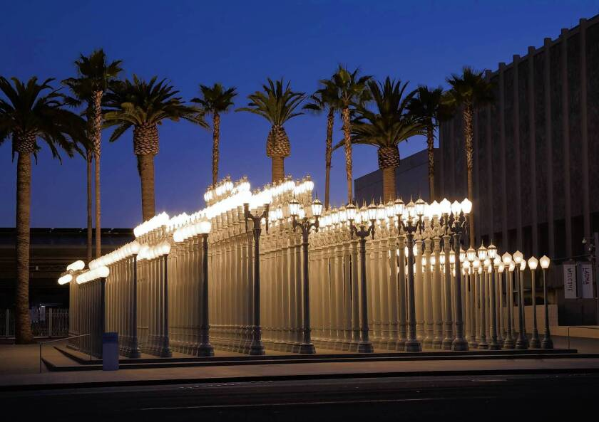 LACMA cuts hours and employees