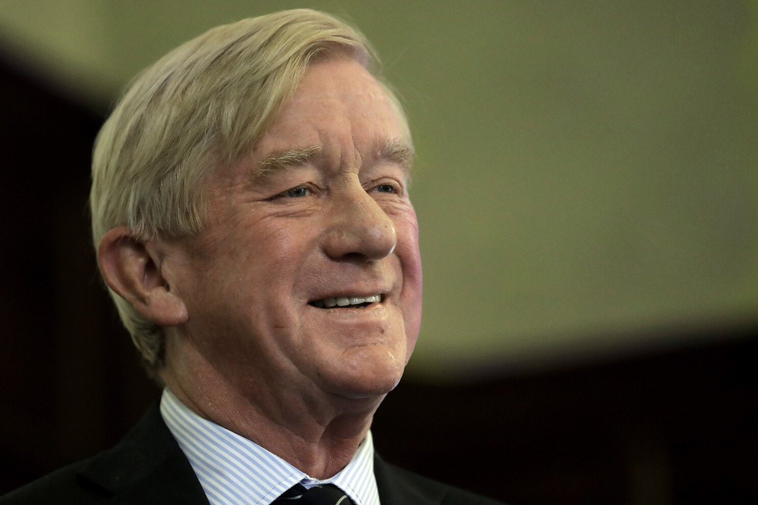 Republican presidential candidate Bill Weld joins African American faith leaders at forum in San Diego