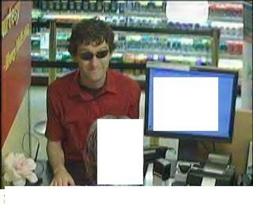 """The bank robber dubbed the """"Hipster Bandit."""""""