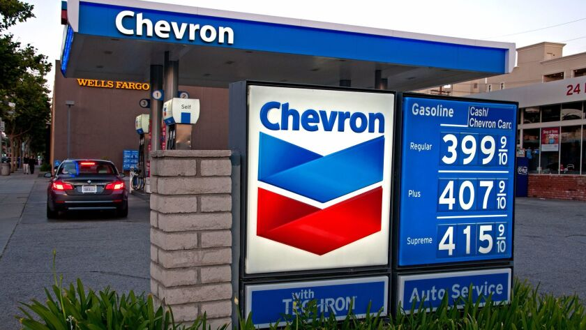 BRENTWOOD, CALIF - MAY 2, 2015 - The recent surge in regional fuel prices has left L.A. County drive