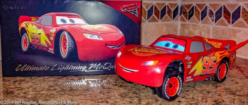 01756-20190227 Sphero Lightning McQueen & STAR WARS droids