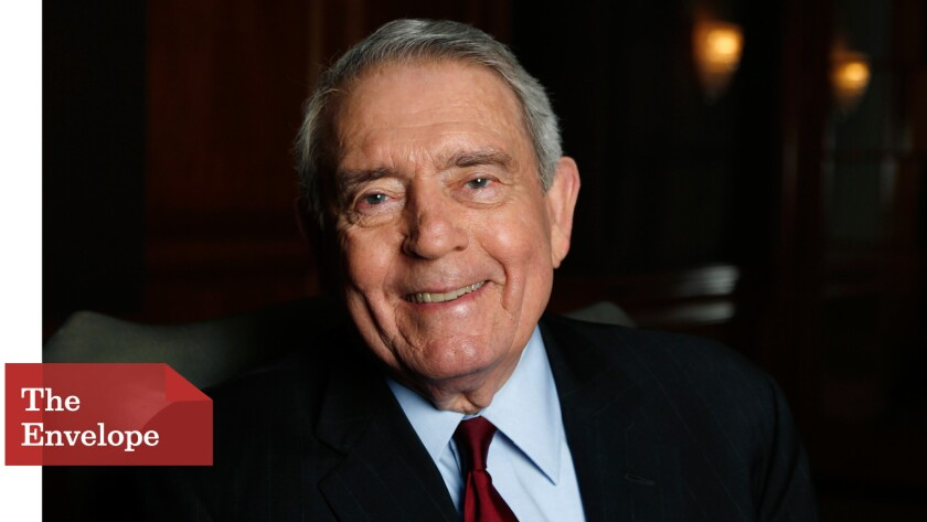 """Dan Rather says """"Truth"""" is """"the best thing that's ever been up on the big screen about how television news really works."""" He appreciates that Robert Redford didn't imitate him but instead """"tried to get some essence of me."""""""